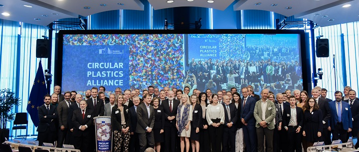 circular plastics alliance declaration