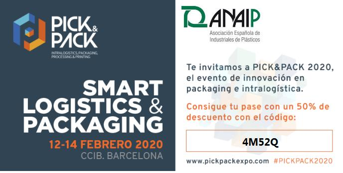 ANAIP Sopporting Partner de Pick&Pack