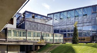 Biblioteca de materiales en el colegio oficial de arquitectos de madrid - Colegio oficial arquitectos madrid ...